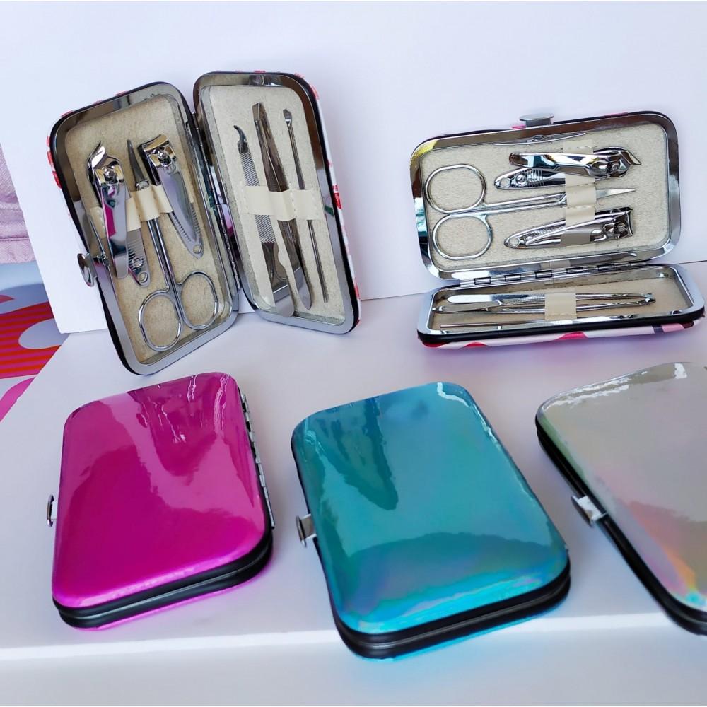 Set de 6 piezas de manicura