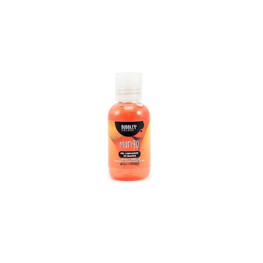 Gel hidroalcohólico aroma mango