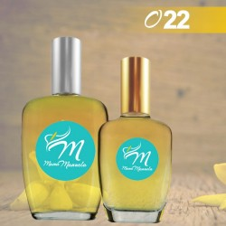 perfume con notas amaderadas
