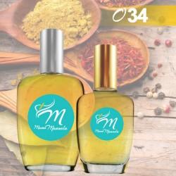 Perfume especiado para invierno