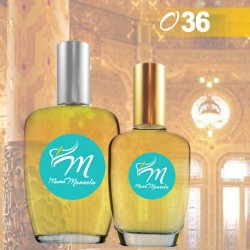 Perfume adictivo con notas especiadas y verdes