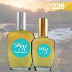 Perfume masculino de notas dulces y golosas