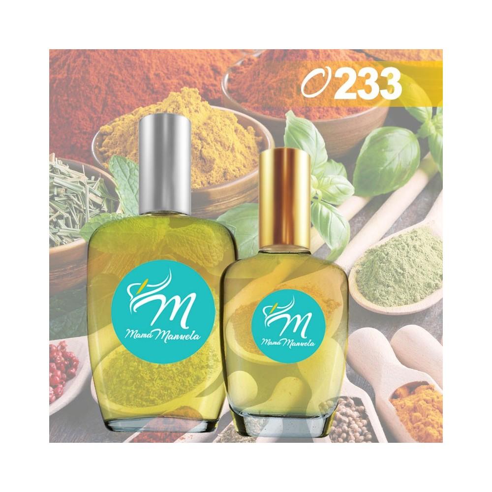 Perfume masculino de notas afrodisíacas