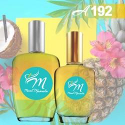 Perfume para mujer de notas florales