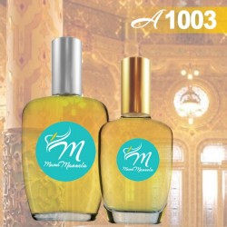 Perfume oriental amaderada