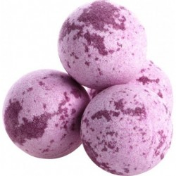 Bomba de baño de lilas