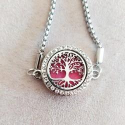 Pulsera con el árbol de la vida