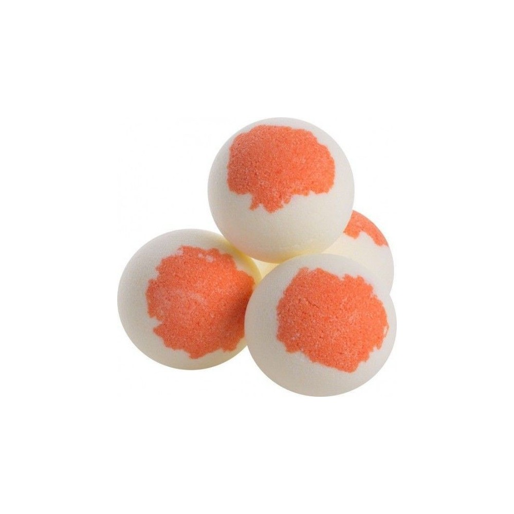 Bomba de baño aroma naranja