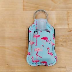 Porta desinfectante para la mochila