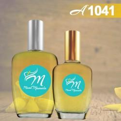 Perfume para mujer amaderado frutal