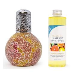 elimina los malos olores, lámpara catalítica
