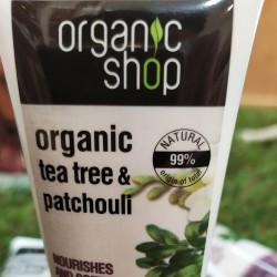 Bálsamo para pies con árbol de té y sándalo