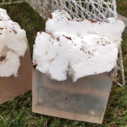 Jabón de glicerina aroma coco