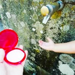 Lava las manos en cualquier lugar