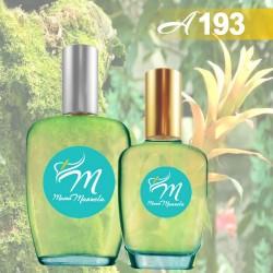 Perfume con notas florales para mujeres