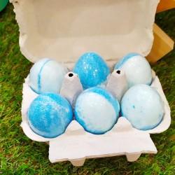 Huevos de baño aroma intenso
