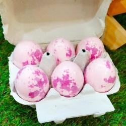 Huevo de baño aroma cereza