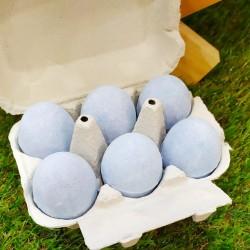 Huevos de baño aroma intenso y fresco a maracuyá