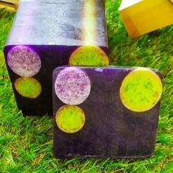 Jabón artesano de glicerina vegetal