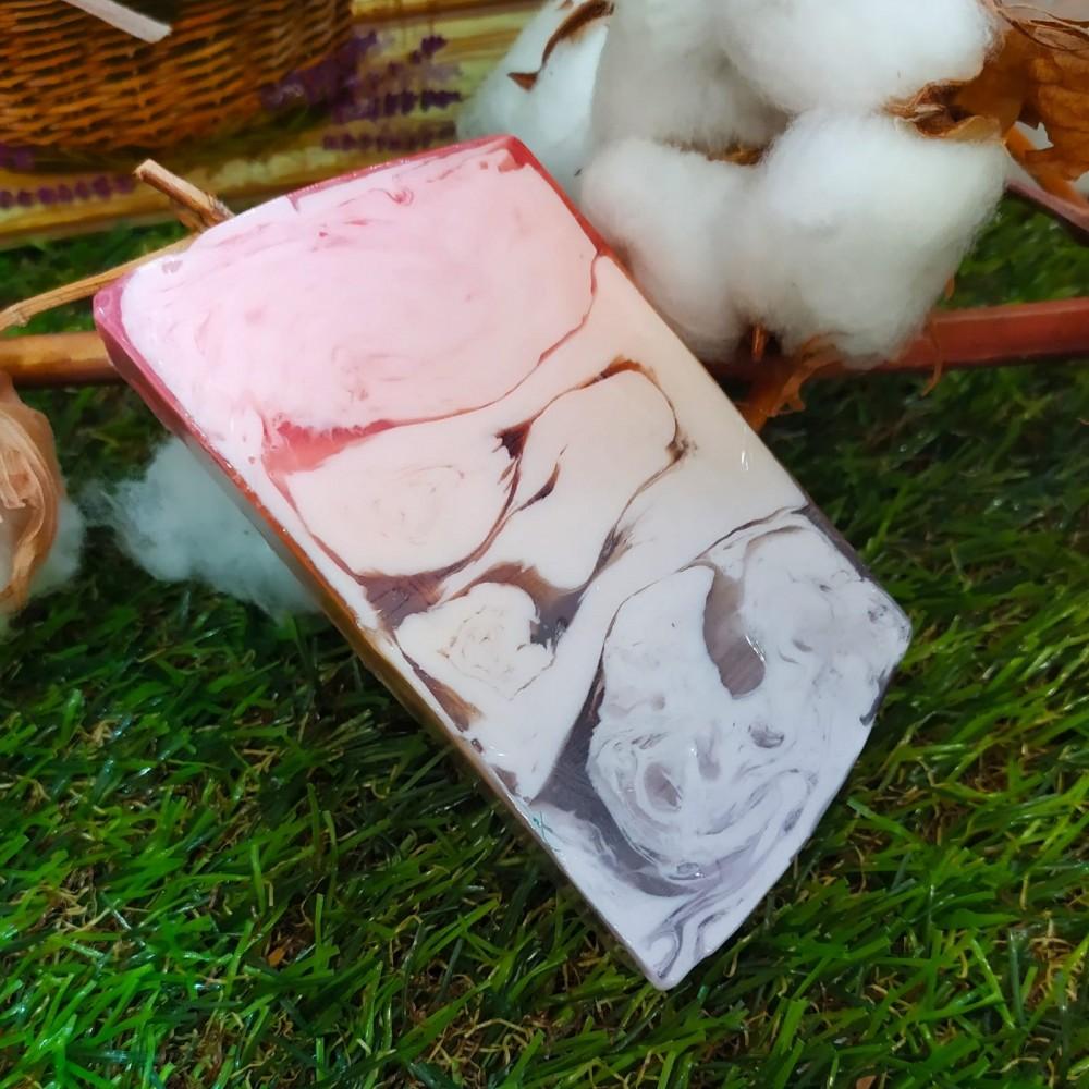 Jabón de glicerina con extracto de Freesia
