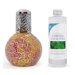 purifica el ambiente con la lámpara catalítica