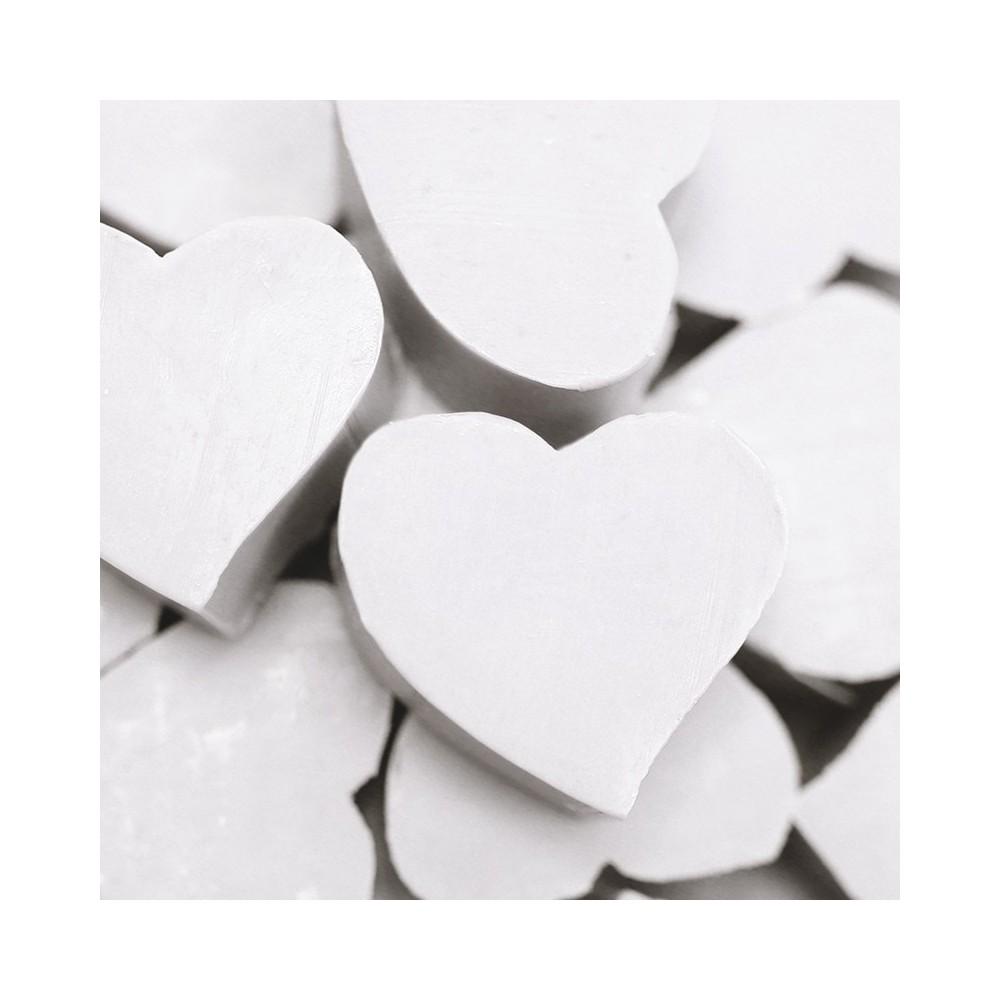 Jabón de glicerina con aroma a coco