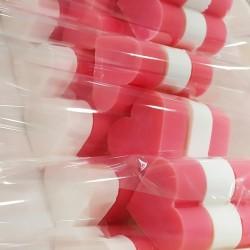 Composición de jabón de invitados para regalo en eventos