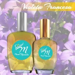 Perfume de violeta francesa