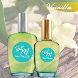 Fragancia de vainilla, perfume natural
