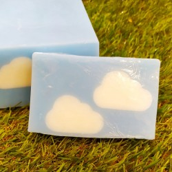 Jabón con diseño para regalar en eventos