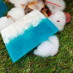 Jabón de glicerina aroma algodón