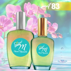 Perfume floral acuático para mujeres