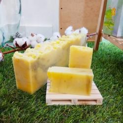 Jabón artesano de ruda