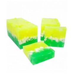 Jabón de glicerina lima/limón