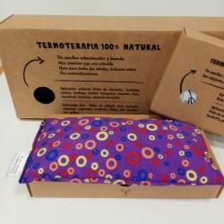 Saco de semillas térmico para cólicos