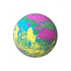 Bomba de baño de tres colores