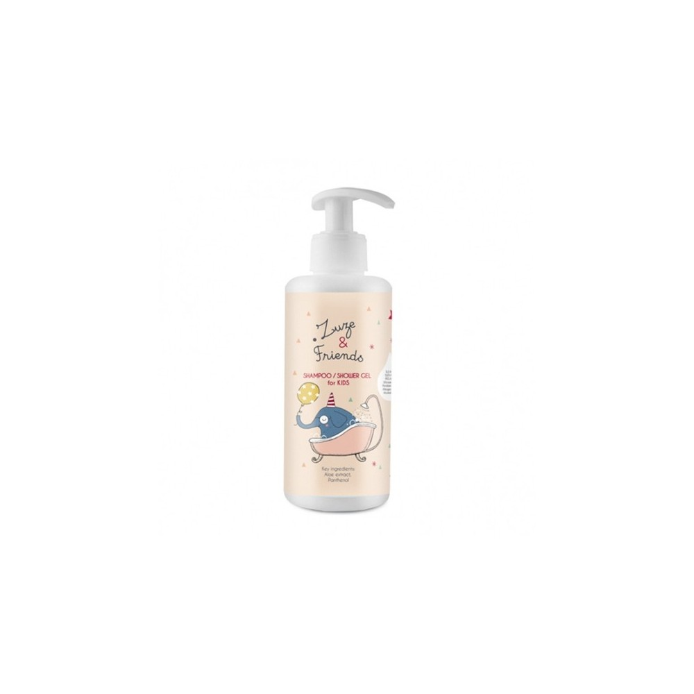 Gel de baño para cuerpo y cabello