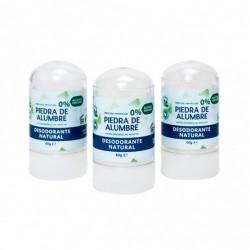 desodorante natural, piedra de alumbre