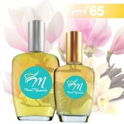 Perfume para mujeres, familia olfativa oriental vainilla