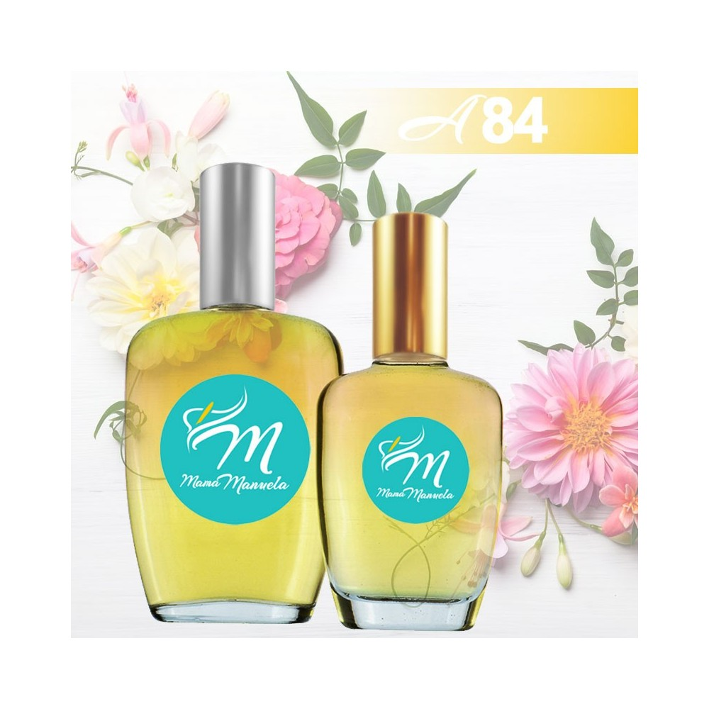 Perfume floral femenino