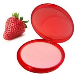 Láminas de jabón aroma fresa