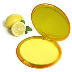 Láminas de jabón aroma limón