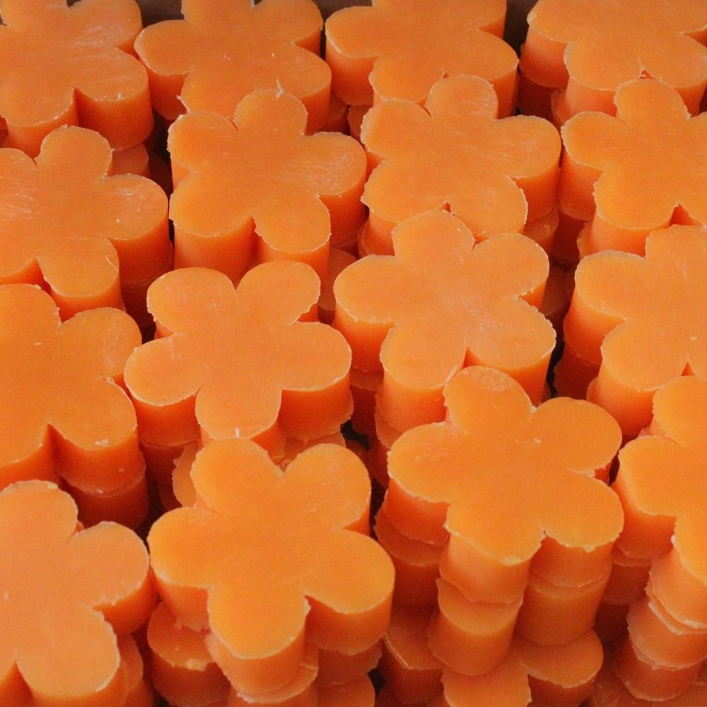 Flores de jabón de caléndula