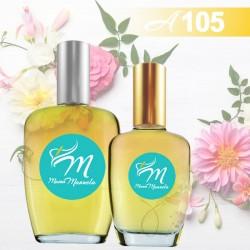 Perfume floral para uso diario