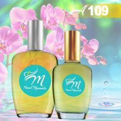 Perfume floral fresco.