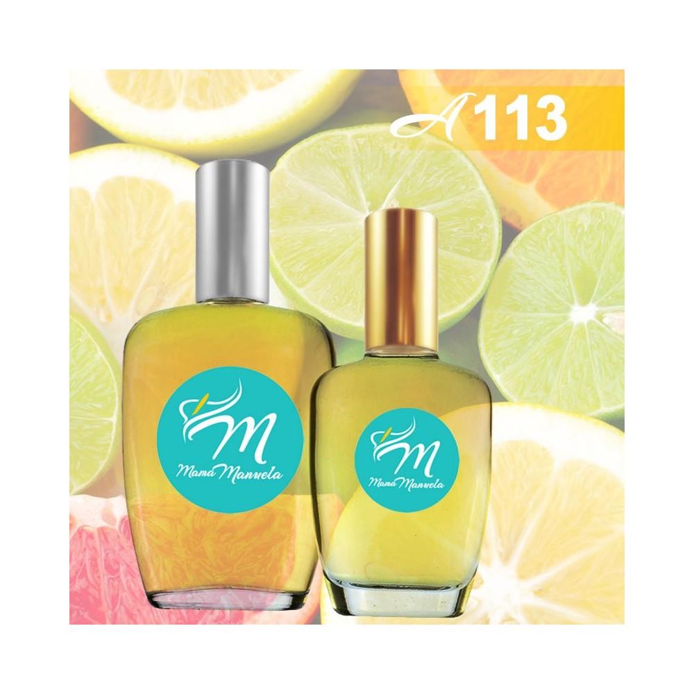 perfume cítrico ideal para el verano