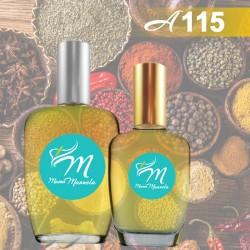 Perfume oriental para las noches de invierno