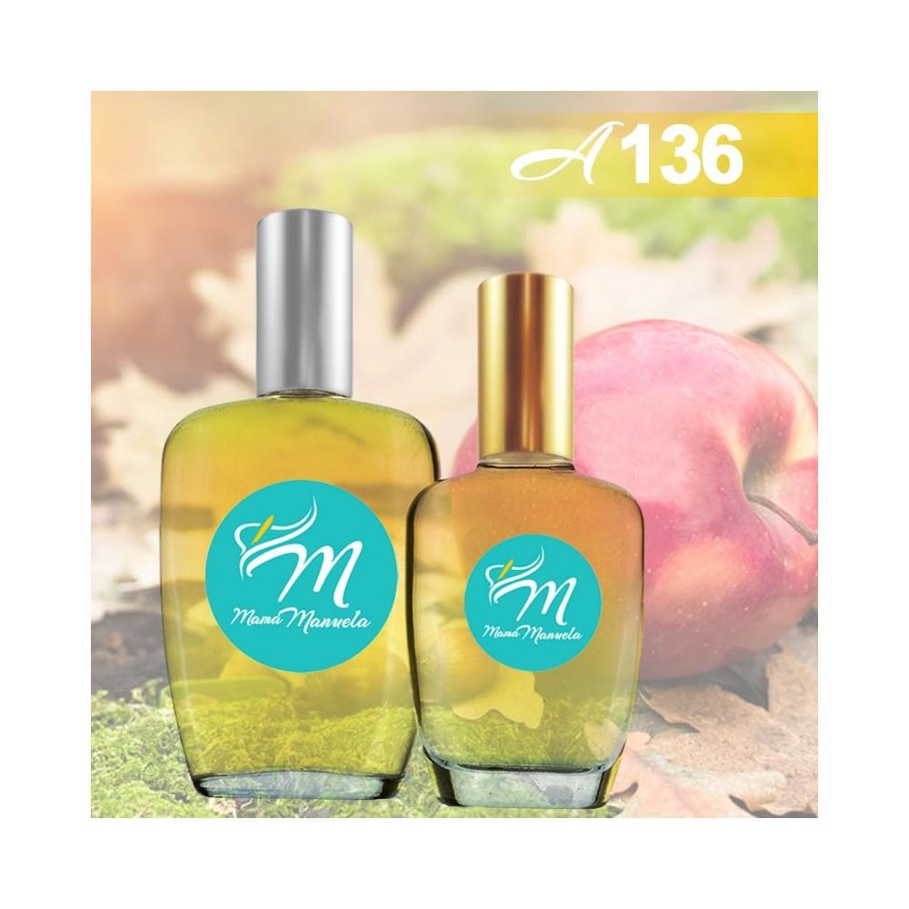 Perfume chipre con notas frutales
