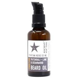 Aceite para fortalecer la barba