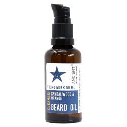 Aceite natural para tener tu barba cuidada y limpia